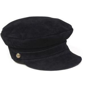 PolyesterSuede vintage inspired cap, Lack of Color